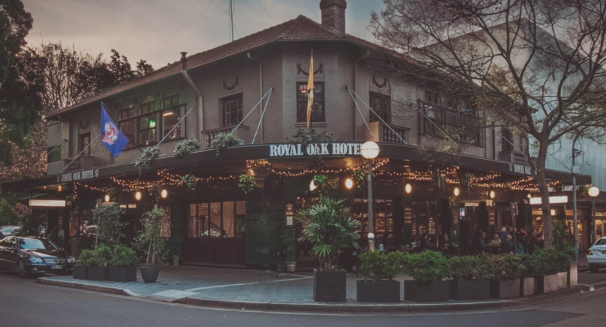 The Royal Oak Hotel - Double Bay Sydney image 1