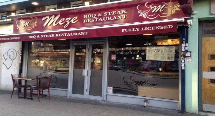 Meze BBQ & Steaks Restaurant