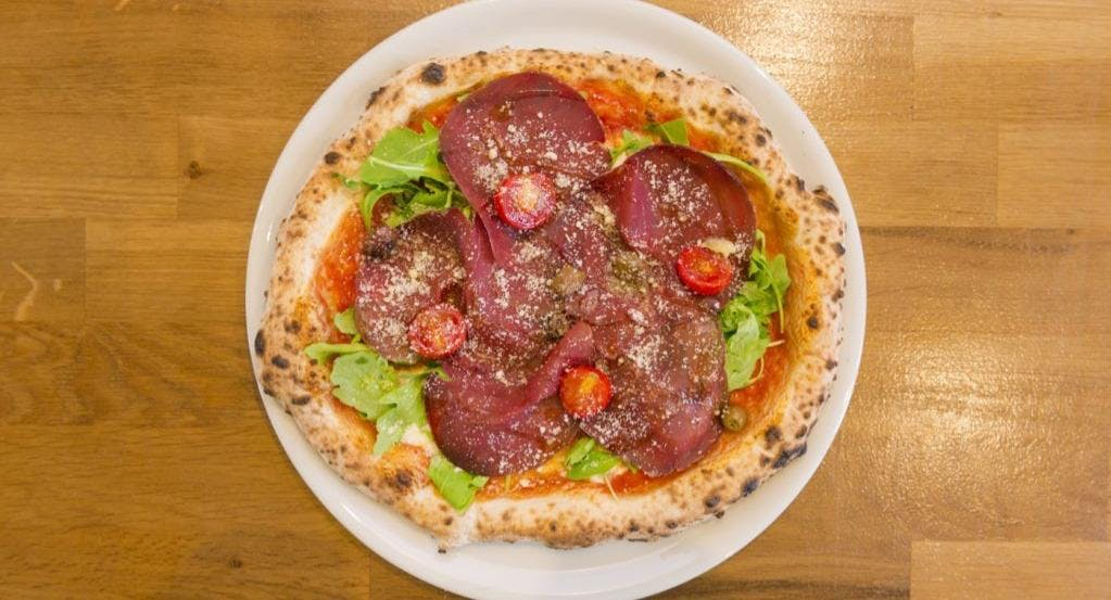 Mangia Pizza da Antonio