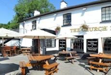 Restaurant Church Inn Llanishen in Llanishen, Cardiff