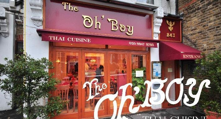 The Oh Boy Thai London image 1