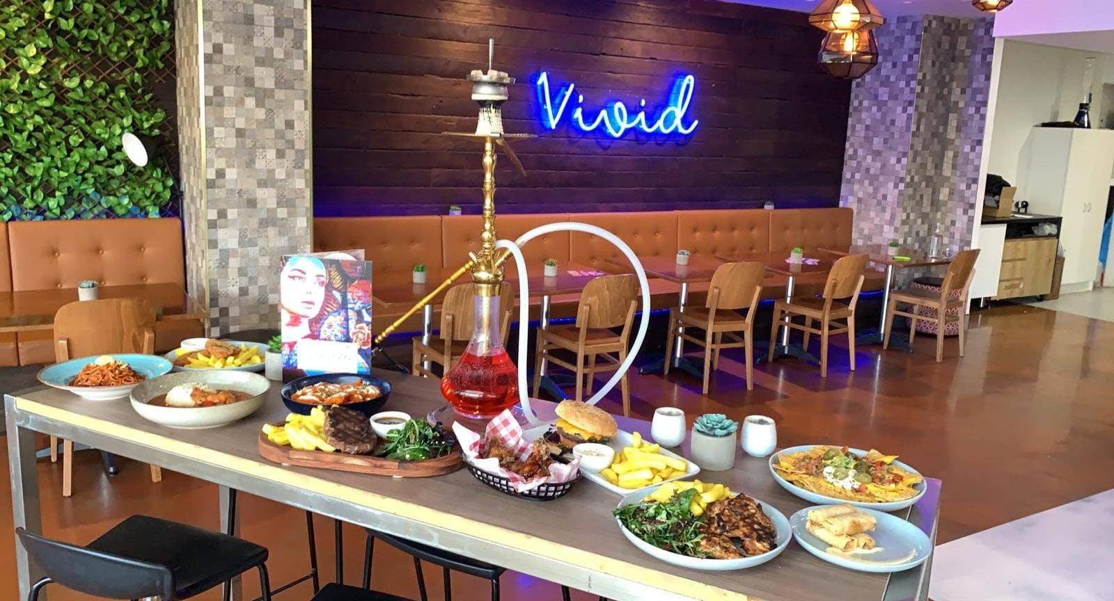 Vivid Bar Grill Broadbeach Gold Coast image 1