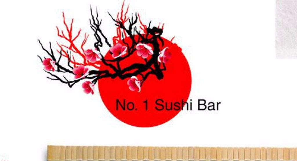 No.1 Sushi Bar Edinburgh image 1