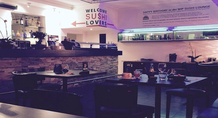 WIP Sushi Lounge
