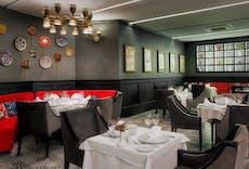 Sultanahmet, İstanbul'deki Deraliye Restaurant restoranı