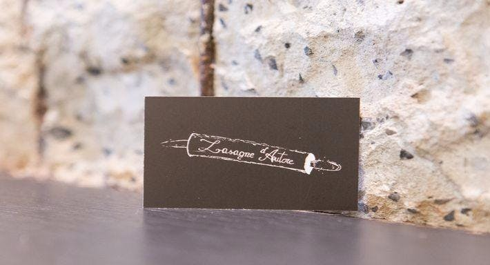Lasagne d'Autore Genova image 3