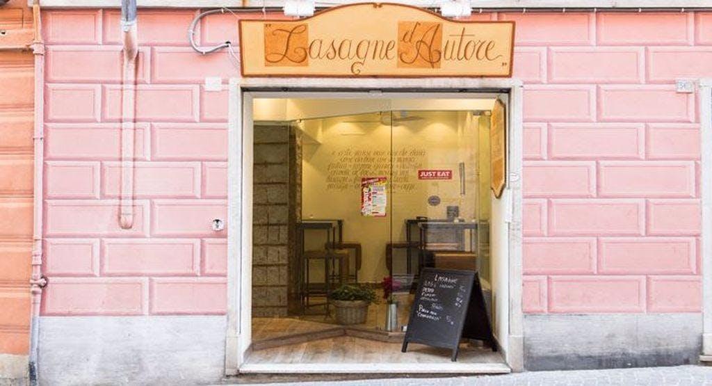 Lasagne d'Autore Genova image 1