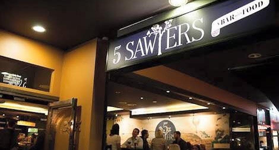 5 Sawyers