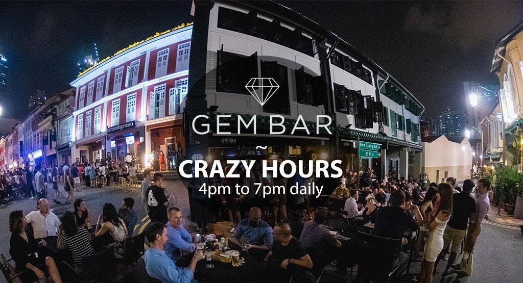 Gem Bar Singapore image 1