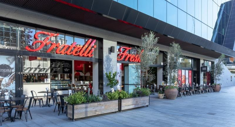Fratelli Fresh - Darling Harbour Sydney image 2