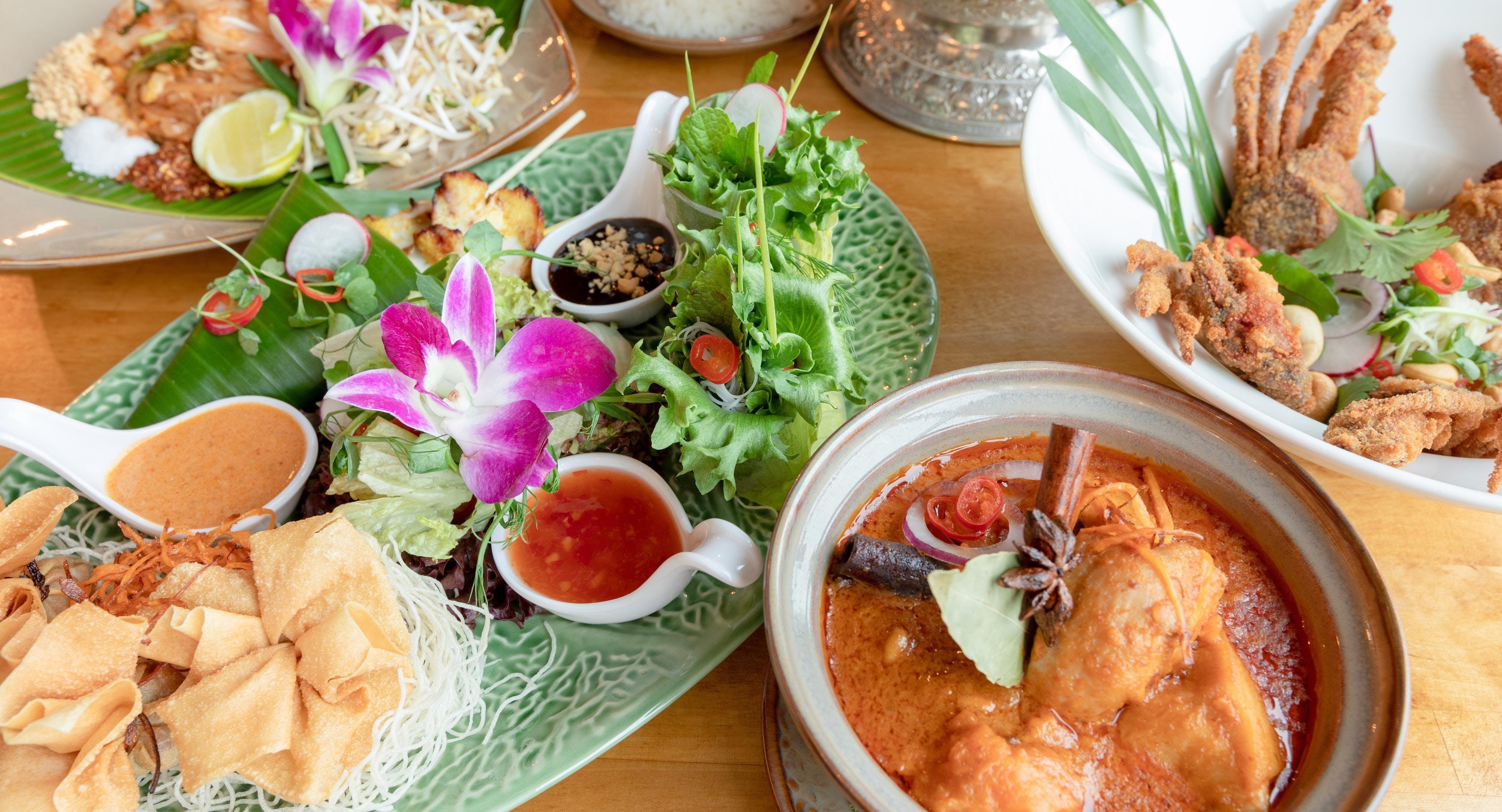 Thai Orchid - Dixi Vantaa image 1