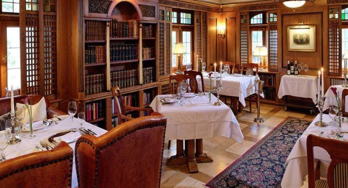 Bibliothek im Landhotel zum Bären Frankfurt image 1