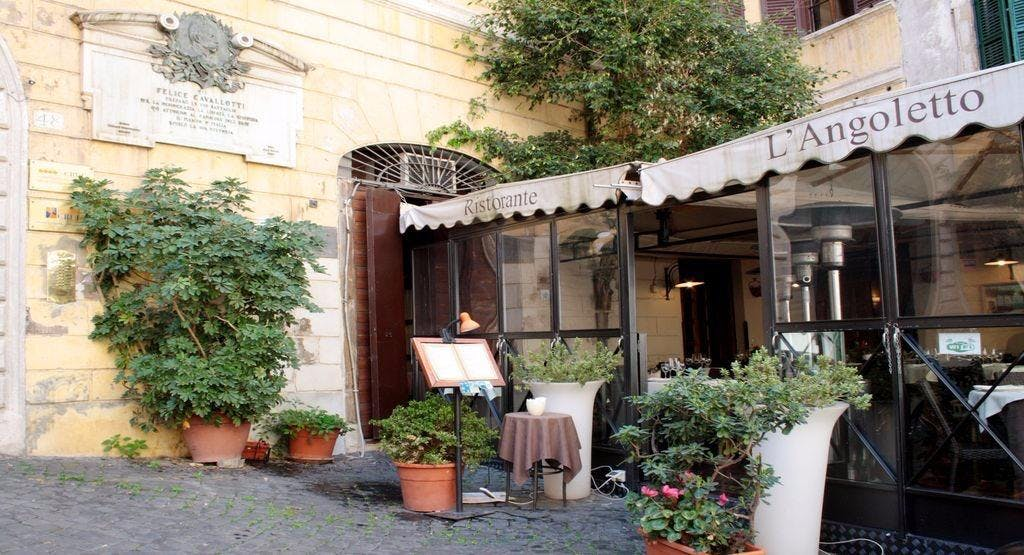 L'Angoletto di Piazza Rondanini Roma image 1