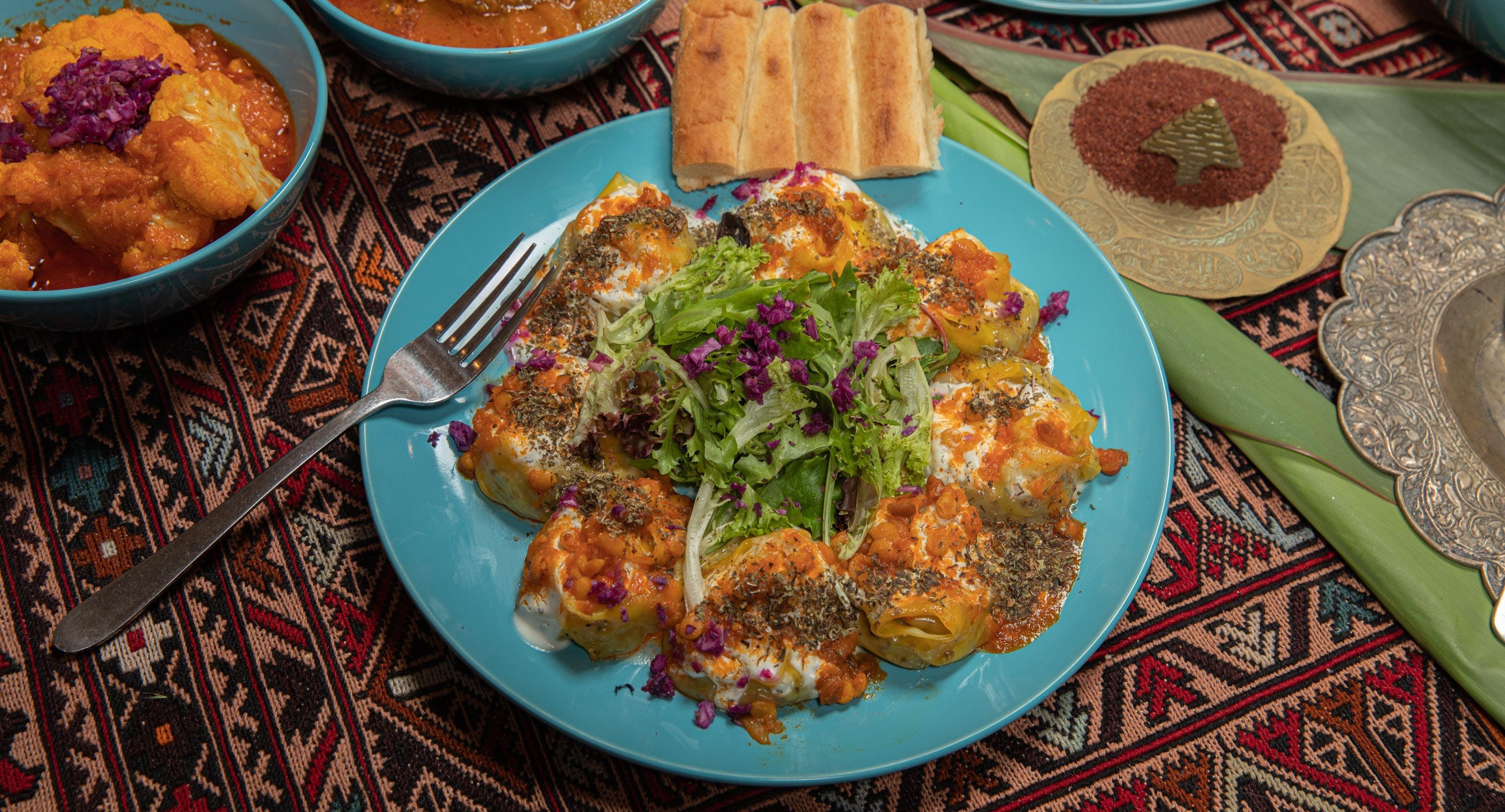Afghan Gallery Restaurant