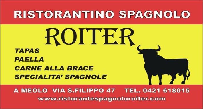 Ristorante Spagnolo Roiter