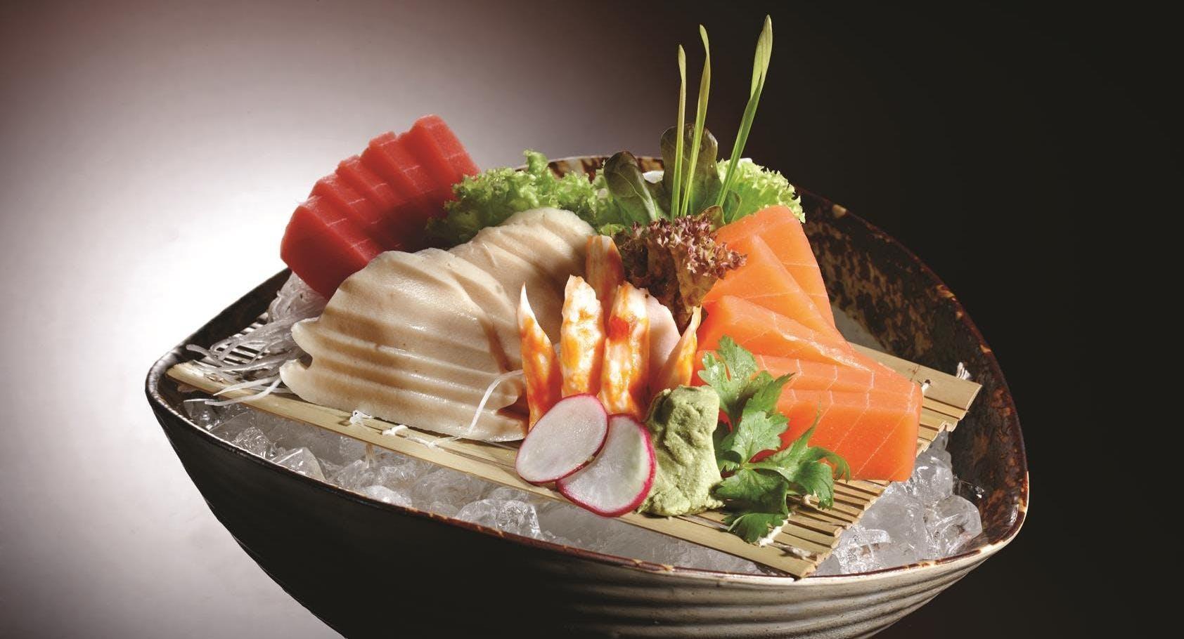 Teng Bespoke Japanese Vegetarian Dining Singapore image 2