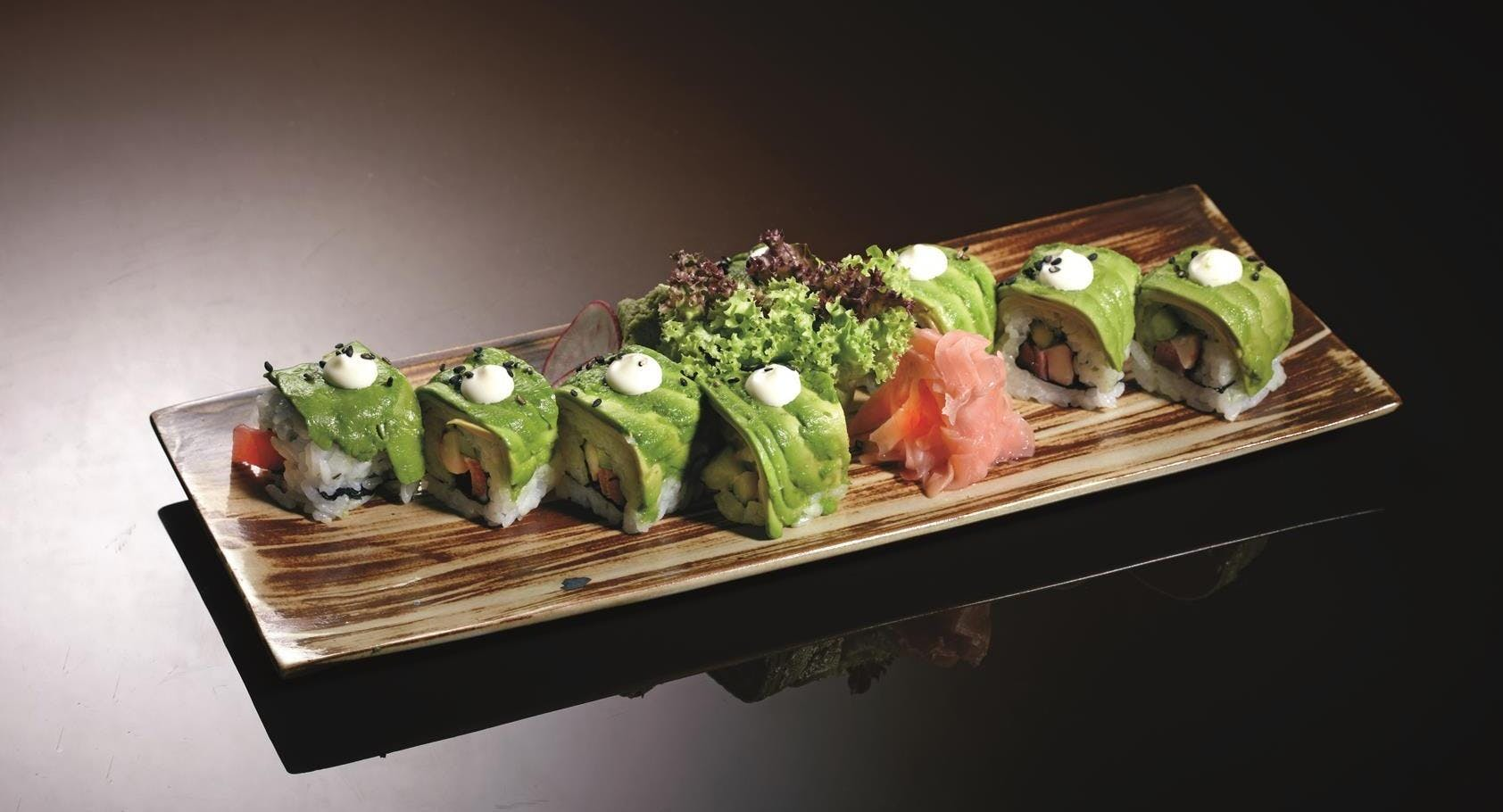 Teng Bespoke Japanese Vegetarian Dining Singapore image 3