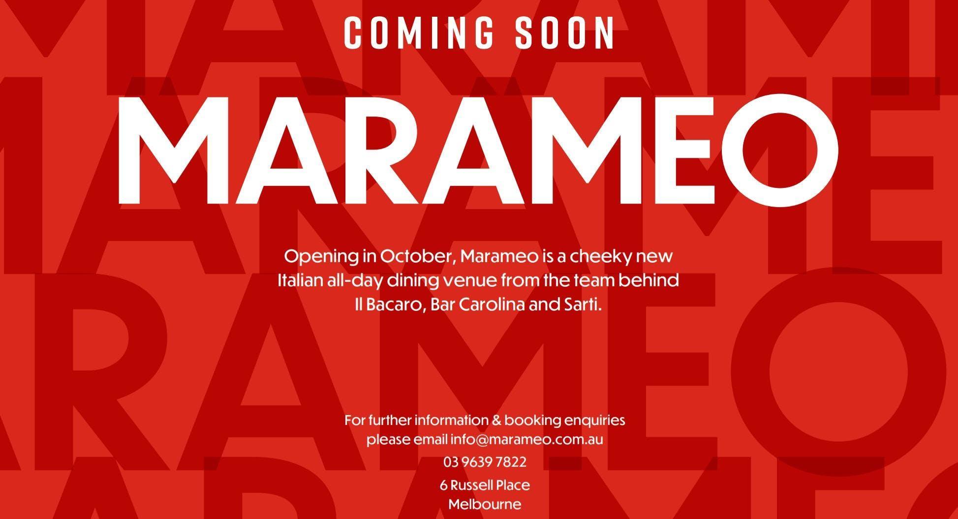 Marameo Melbourne image 1