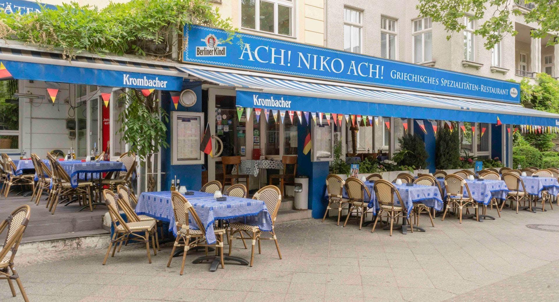 Ach Niko Ach Berlin image 1
