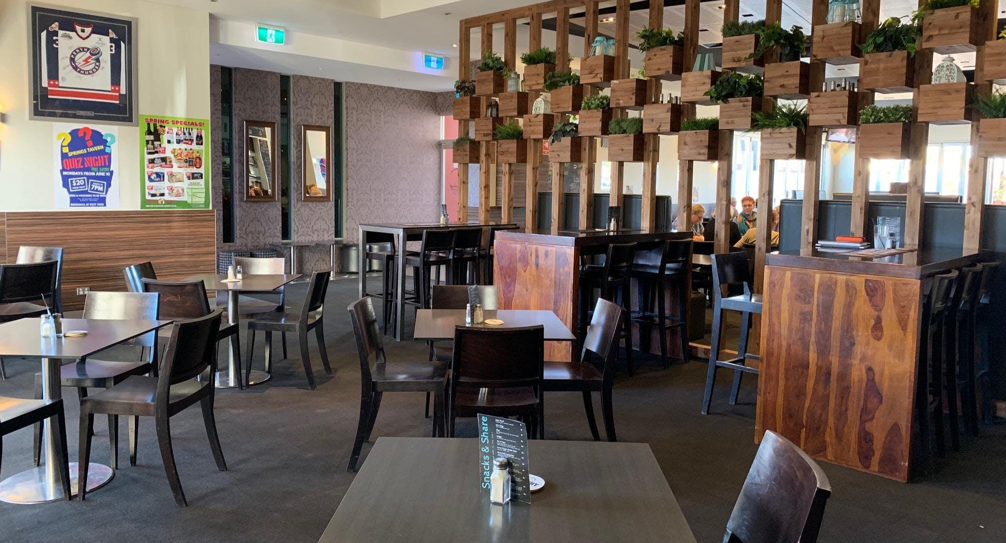 Photo of restaurant Springs Tavern in Bennett Springs, Perth
