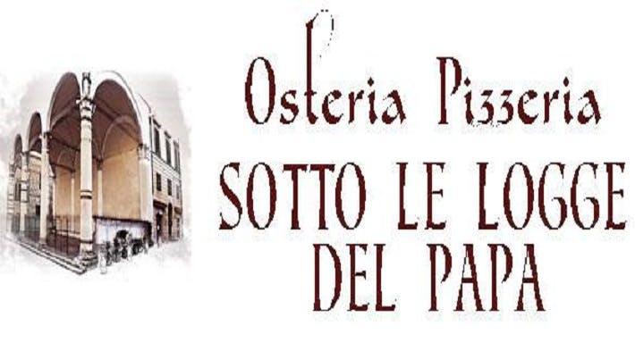 Osteria Pizzeria Sotto le Logge del Papa