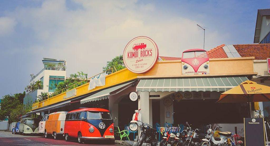 Kombi Rocks Diner Singapore image 1