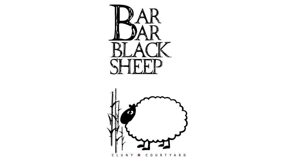 Bar Bar Black Sheep - Cluny Courtyard