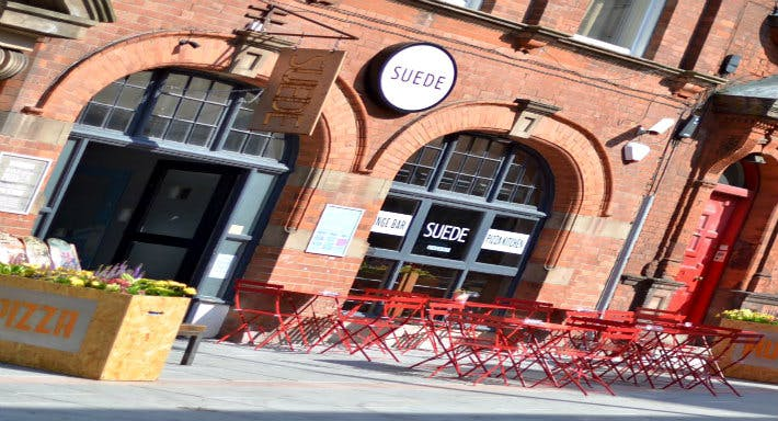 Suede Lounge Bar and Pizza Kitchen Nottingham image 6