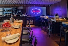 Blue Label Pizza & Wine - Ann Siang
