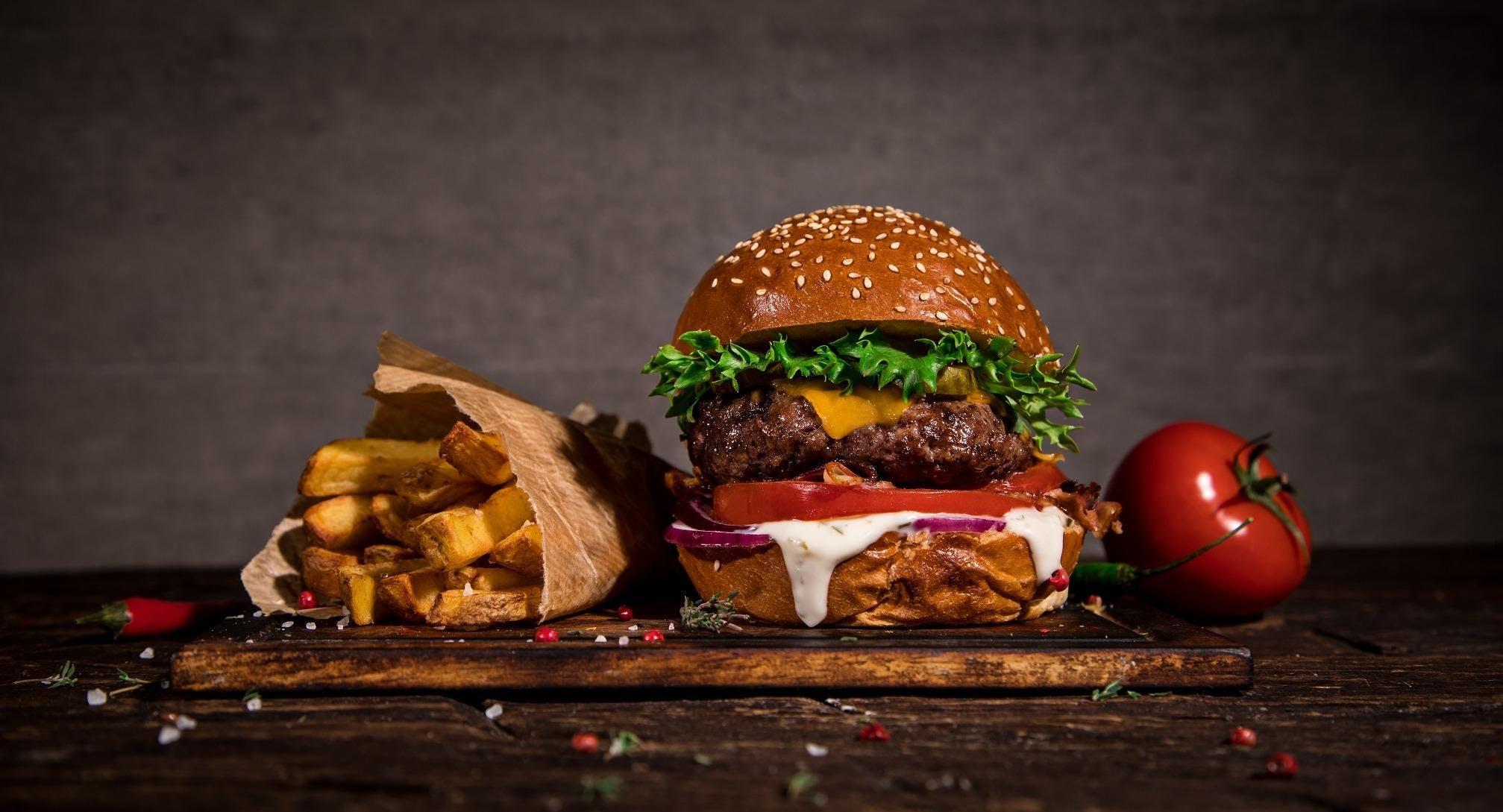 Burger House Schwabing München image 1