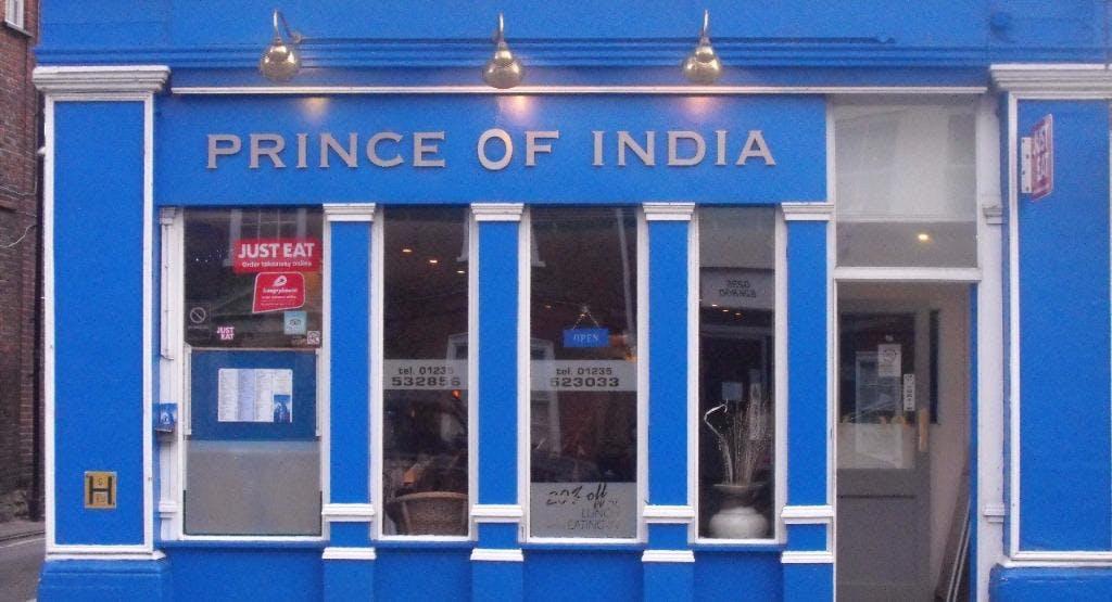 Prince Of India - Abingdon - Oxfordshire