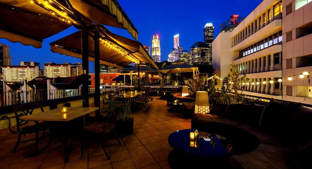 Aria Roof Bar Singapore image 1