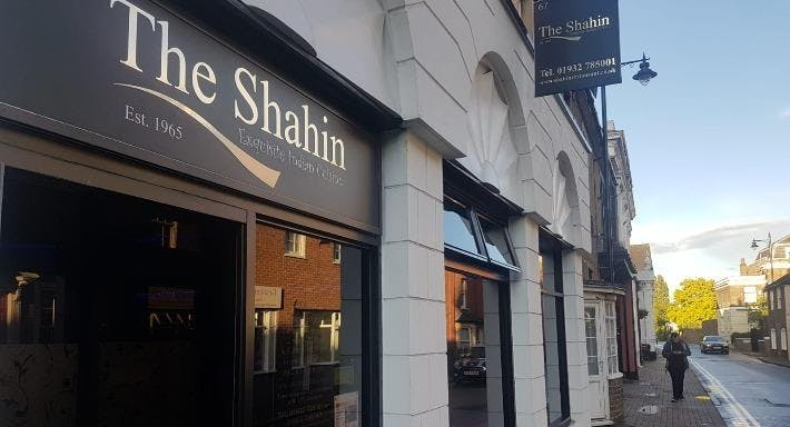 The Shahin Restaurant