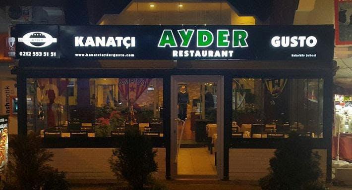 Kanatçı Ayder Gusto Bakırköy