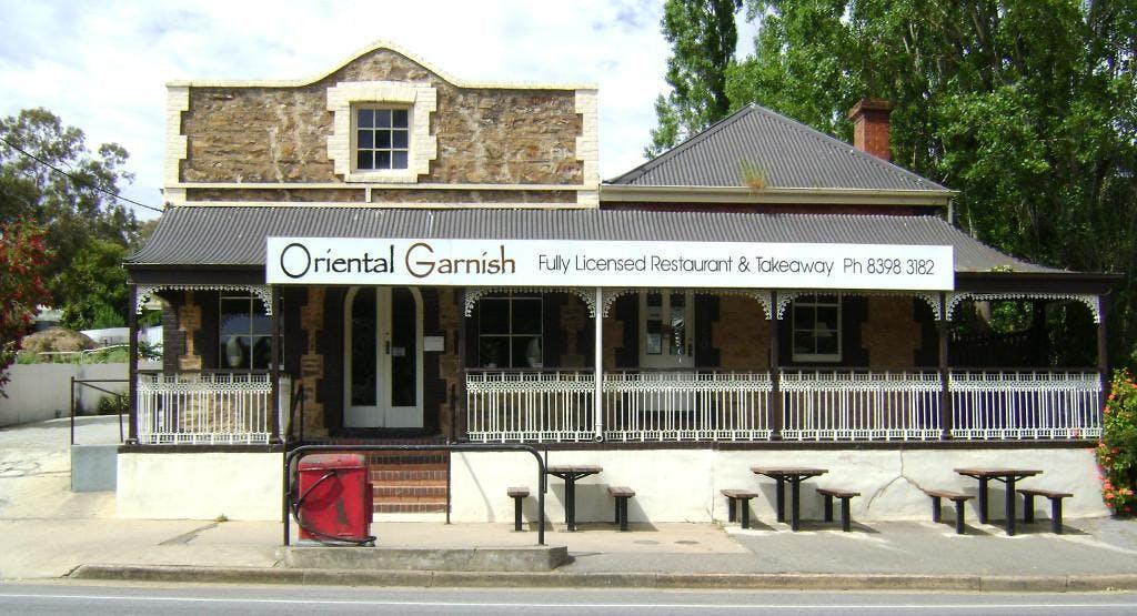 Oriental Garnish Adelaide image 1