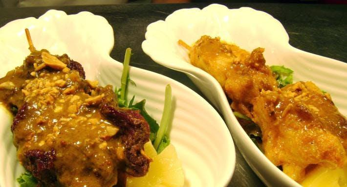 Oriental Garnish