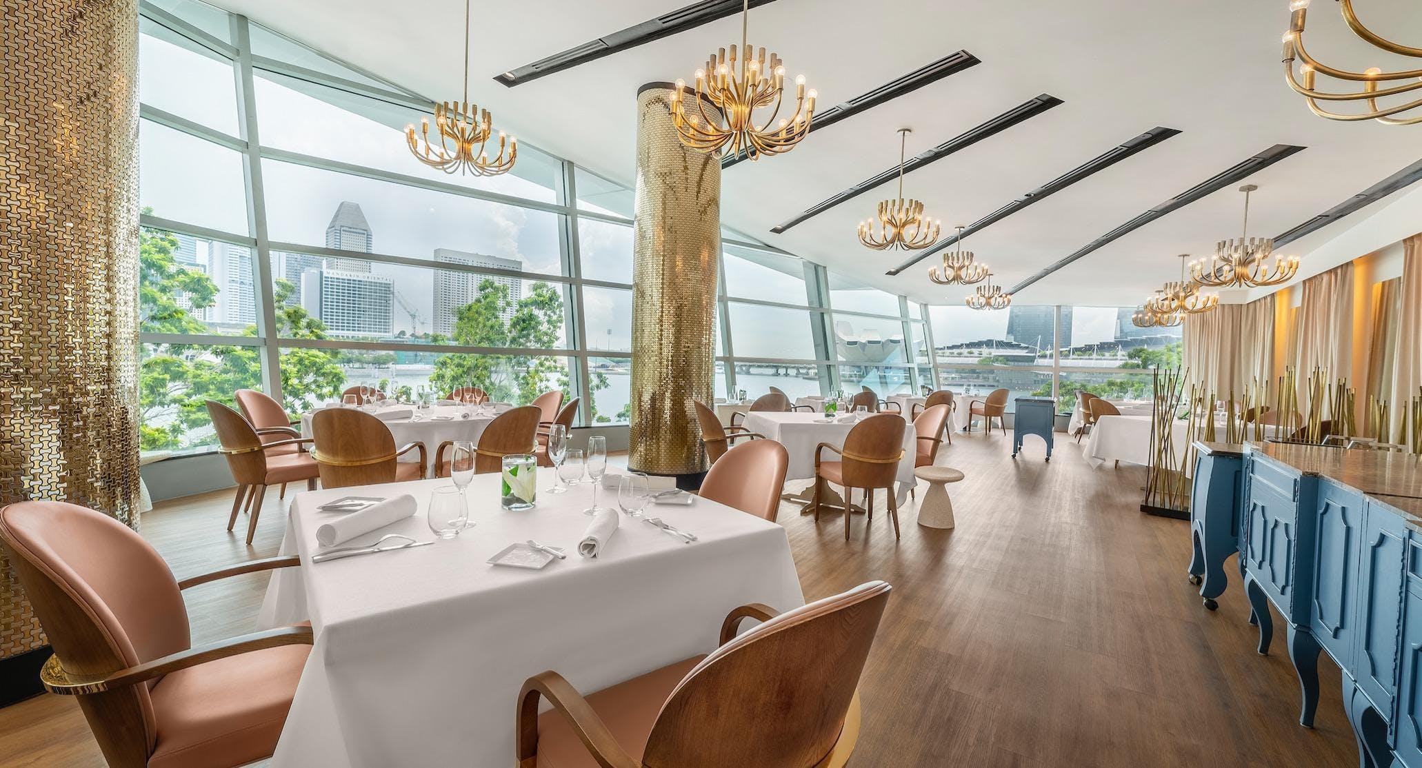 Photo of restaurant Riviera in Fullerton, Singapore