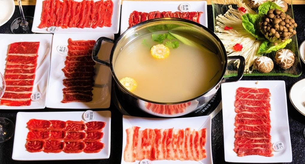 Chaoniu Hot Pot 潮牛牛肉火锅