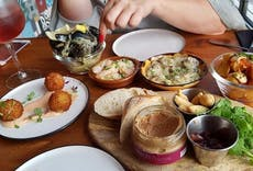 Restaurant Fino Tapas in Centre, Preston