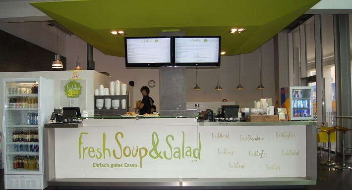 Fresh Soup & Salad 1030