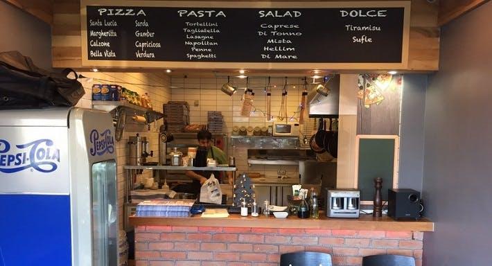 Santa Lucia Italian Food Levent