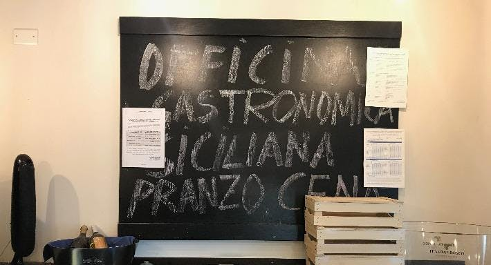 Officina Gastronomica Siciliana Milano image 2