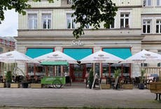 Restaurant Caffé Ristorante Sole in Friedrichshain, Berlin