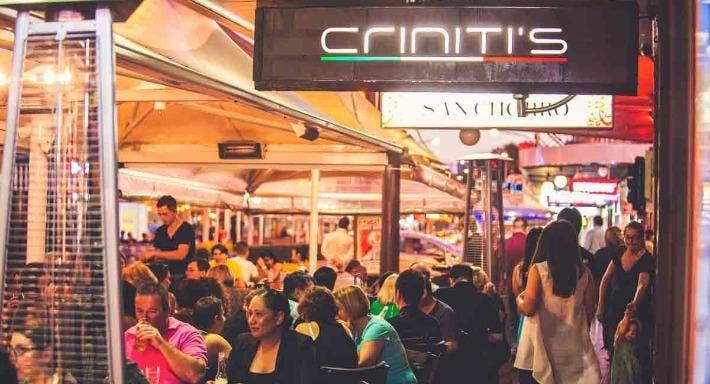 Criniti's - Parramatta Sydney image 2