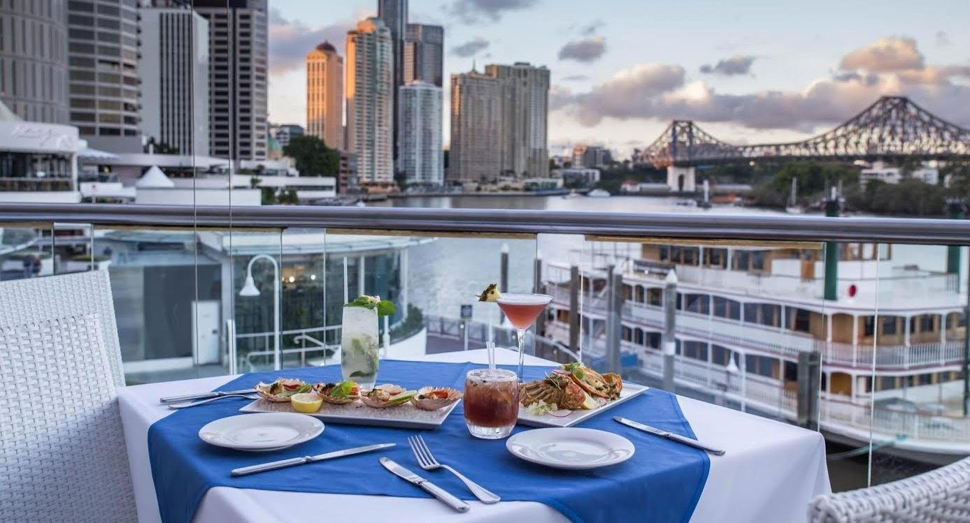 George's Paragon Seafood Restaurant Brisbane