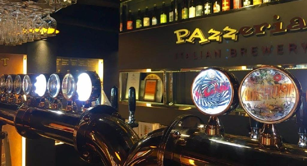 Pazzeria Italian Brewery - Central 香港 image 1