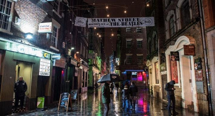 McCooley's - (Mathew Street)