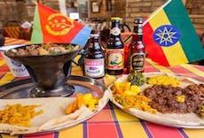 Asmara Specialità Africane - Cucina Etiopica Eritrea