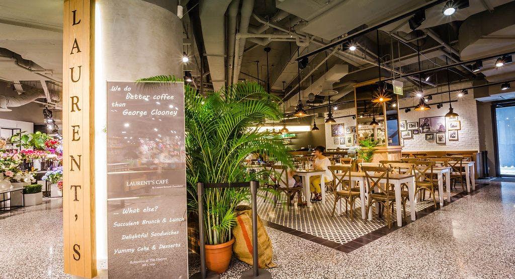 Laurent's Cafe Singapore image 1