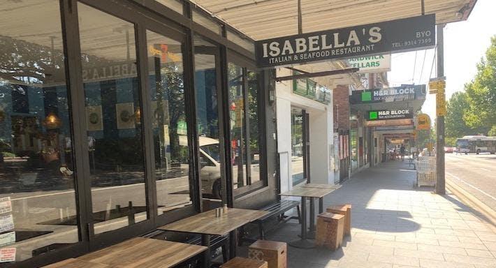 Isabella's Italian & Seafood Restaurant